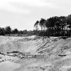 Nijverdal Bonteweg spelende kinderen in de zandkuil